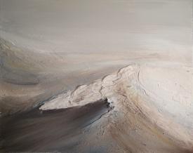 "78.5,16""x20"" acrylic and texture on canvas"