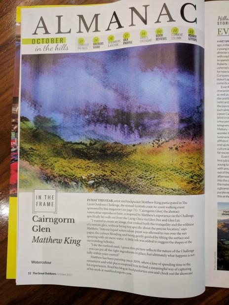 TGO MAGAZINE, October 2017