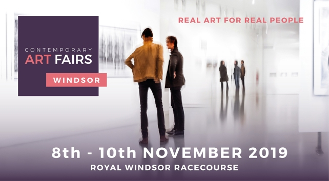 Contemporary Art Fairs: Windsor 8-10 November 2019