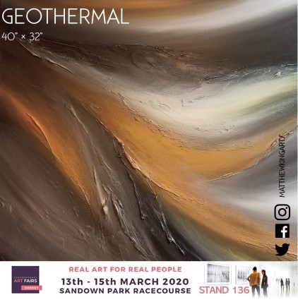 Contemporary Art Fairs: Surrey 13-15 March 2020